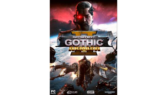 Battlefleet Gothic: Armada 2 cover