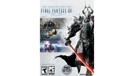 Final Fantasy XIV Online Complete Edition cover