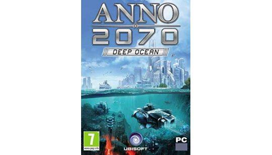 Anno 2070 DLC Deep Ocean cover