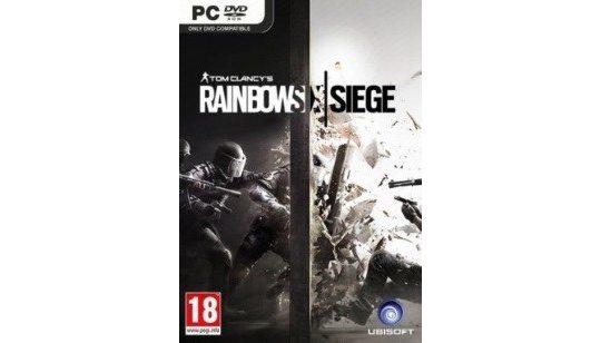 Tom Clancy's Rainbow Six Siege cover