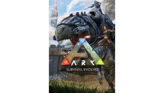 Ark: Survival Evolved cover