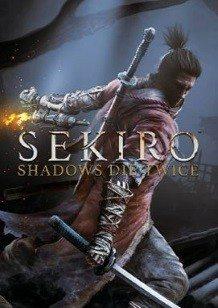 Sekiro: Shadows Die Twice cover