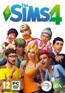 Les Sims 4 cover