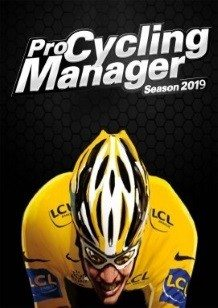 Pro Cycling Manager 2019 cover