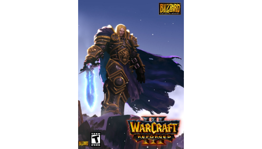 warcraft 3 reforged cover