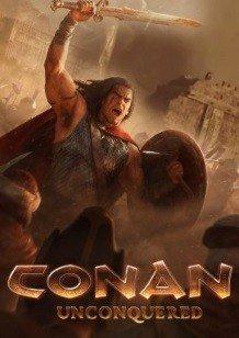 Conan Unconquered cover