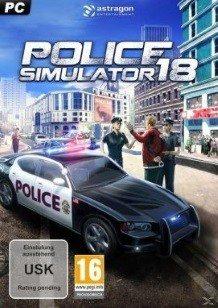Police Simulator 18 cover