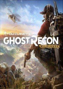 Ghost Recon: Wildlands cover