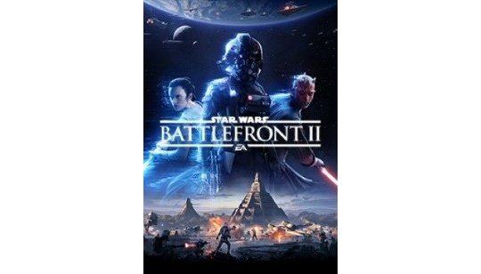 Star Wars: Battlefront 2 cover